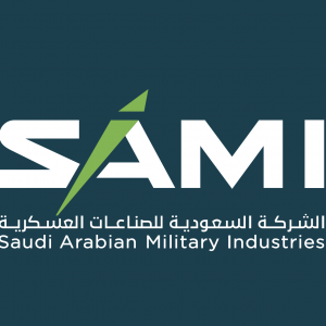 Saudi Arabian Military Industries (SAMI) Logo