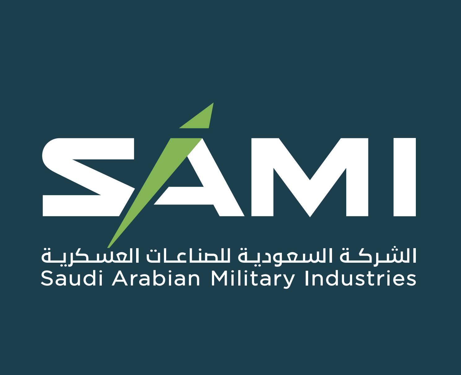 Saudi Arabian Military Industries (SAMI) Logo